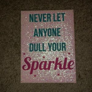 cute sign to hang up anywhere in your home!!